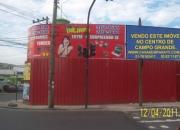 Ponto comercial com estacionamento no Centro de Campo Grande