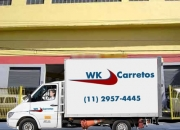 Carreteiro, Transportadora e Mudanças | WK CARRETOS - São Paulo/SP