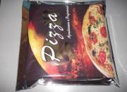 Envelope térmico metalizado, para pizzas mil peças