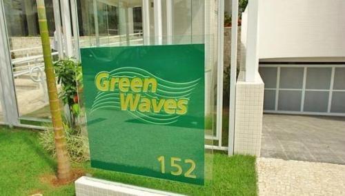 Vendo apto na riviera de sao lorenço / green waves / 158m²