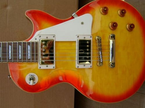 Fotos de Guitarra epiphone les paul ultra (fcb) 1