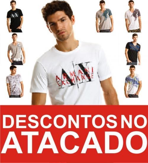 faa8c66ea52 Armani exchange brasil peru lima atacado camisetas camisas accesorios