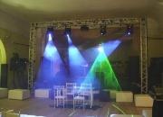 Aluguel de som, iluminação, estruturas e telão para festas