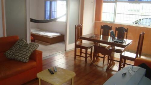 Apartamento 2 quartos na praia ao lado da croco beach