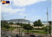 Venda de Apartamento em Santos em frente ao Mar