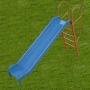 brinquedo escorregador 02m parquinho playground