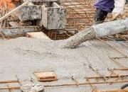 Caminhão  de concreto  para lajes