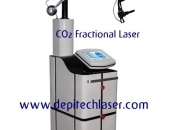 Laser de CO2 fracionado