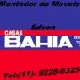 Montador de Moveis Zona Sul 11 9228-6325