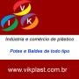 Vik Plast- Indústria e comécio de plástico, baldes em geral