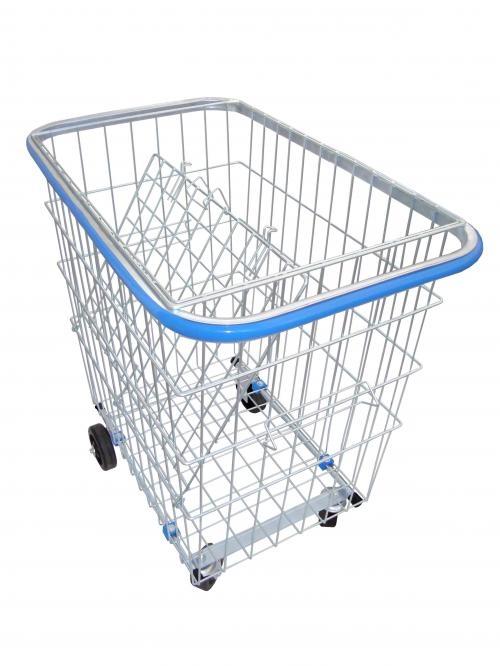 Carrinho de compras para condomínio 200l