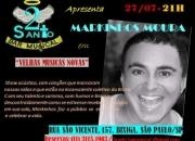 Show com o cantor markinhos moura