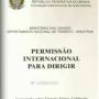CARTEIRA DE MOTORISTA INTERNACIONAL