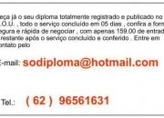 Diploma com registro