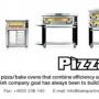 FORNO PARA PIZZA, PASTRIES RESTAURANTES E COMIDAS RAPIDAS