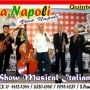 MUSICA ITALIANA em sua casa - Grupo VIVA NAPOLI de São Paulo