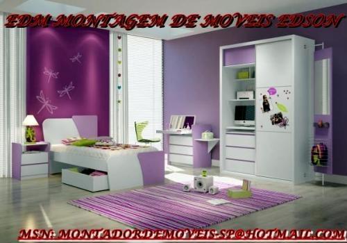 Montador e desmontador de armarios e guarda-roupas, edson vila madalena (11)-7528-7520