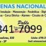 INSTALADOR DE ANTENAS (11)2841-7099