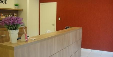 Sala para médicos no centro curitiba