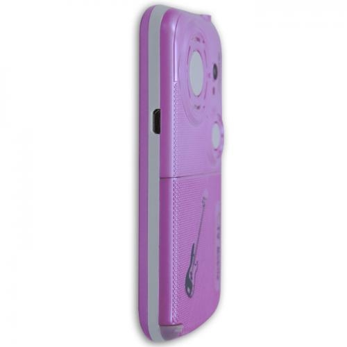 Fotos de Vendo celular q5+ rosa e branco com 4gb de memoria gratis 4