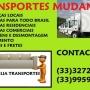 TRANSPORTES-MUDANÇAS GOVERNADOR VALADARES mg