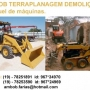 Ambob Terraplanagem limpeza Demolição Aluguel  de maquinas!