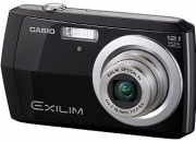 Camera Digital Casio Z16 Exilim 12.1mp Lcd 7,6cm Zoom 3x/4x