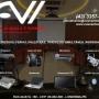 Avi Eventos Locação de Equipamentos Audio Visuais