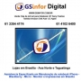 Tela 14.0 Led Widescreen Alto Brilho - Nova - GS Infor digital - Brasília e Taguatinga DF - 61 4102 6400 - 61 3354 4174