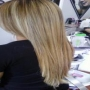 Alongamento de cabelo, apliques de cabelo, Mega Hair