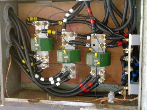 Eletricista predial e residencial padrão copel
