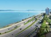 Boulevard Gevaerd - aptos junto à Beira Mar Norte