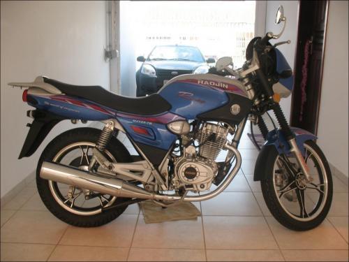 Moto haojin, hj125-7b modelo 2009 - 0km