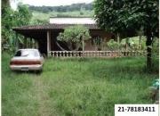Sítio no Mendanha com nascente 9 mil mtrs em Campo Grande