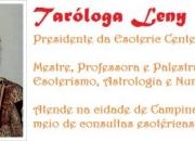Taróloga, Vidente, Cartomante e Terapeuta Espiritual LENY em Campinas