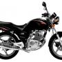Vende-se uma moto suzuki 125 Yes