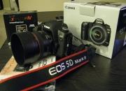 Compra nuevo:: canon eos 5d mark ii 21.1mp cmos full frame digital slr cámara (cuerpo) para ? 500