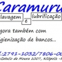 Caramuru Lavagem e Lubrificação