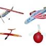 Brindes Personalizados, Avião de Isopor e Muito mais!