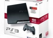 Playstation 3 160gb slim americano