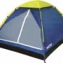 Barraca Camping Iglu 2 Pessoas P/ Viagem Acampamento Trilha Bolsa Transporte - Mor