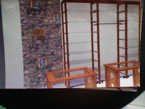 Fotos de Vendas de armarios completo para loja de confeccao 4