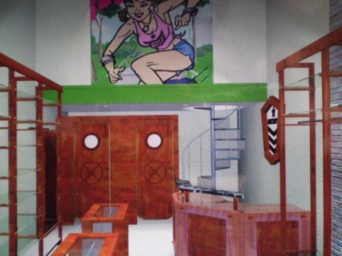 Fotos de Vendas de armarios completo para loja de confeccao 2