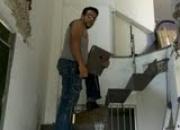 Serralheria domiciliar, janelas , corrimão, grates de proteção, escadas  escadas caraçoes