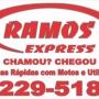 motoboy em curitiba Ramos Express