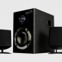SUBWOOFER 2.1 POWER SONG - 16W RMS - NewLink