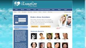 Vende-se site de namoro e relacionamentos