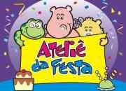 Ateliê da Festa - Buffet infantil em domicilio - SP