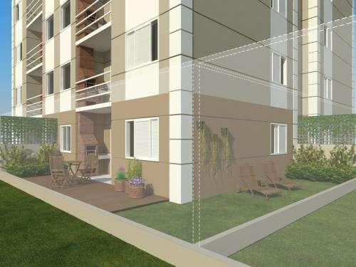 Apartamento 3 dormitórios minha casa minha vida