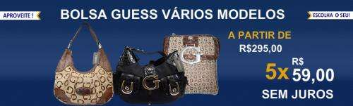 Euro compras - bolsa guess | carteira guess | guess